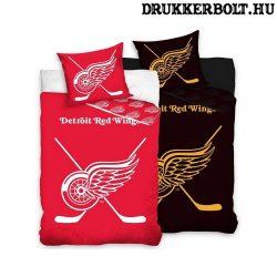 Detroit Red Wings ágynemű huzat / garnitúra - hivatalos NHL termék (100% pamut)