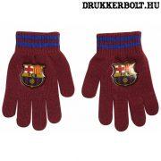 FC Barcelona kesztyű (gyerek) - Barca logós termék