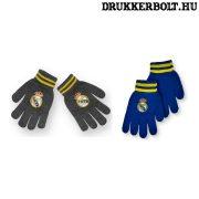 Real Madrid kesztyű (gyerek) - Real logós termék