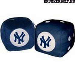 New York Yankees plüss dobókocka - eredeti MLB termék