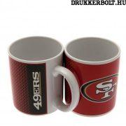 San Francisco 49ers bögre - hivatalos NFL klubtermék
