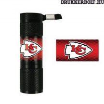 Kansas City Chiefs zseblámpa - hivatalos LED-es KCC lámpa