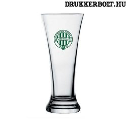 Ferencváros pohár - eredeti, címeres Fradi söröspohár
