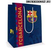Fc Barcelona díszzacskó / Barca ajándék tasak (nagy)