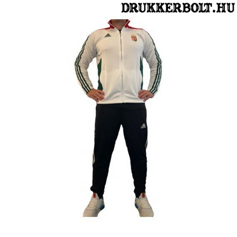 8f64fd3536 Adidas Magyar válogatott melegitő - Magyarország /Hungary szurkolói  melegítő szett (Adidas)