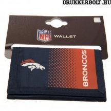 Denver Broncos pénztárca (eredeti, hivatalos NFL klubtermék)