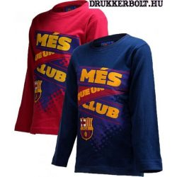 Fc Barcelona gyerek póló - eredeti, hivatalos klubtermék (több színben)