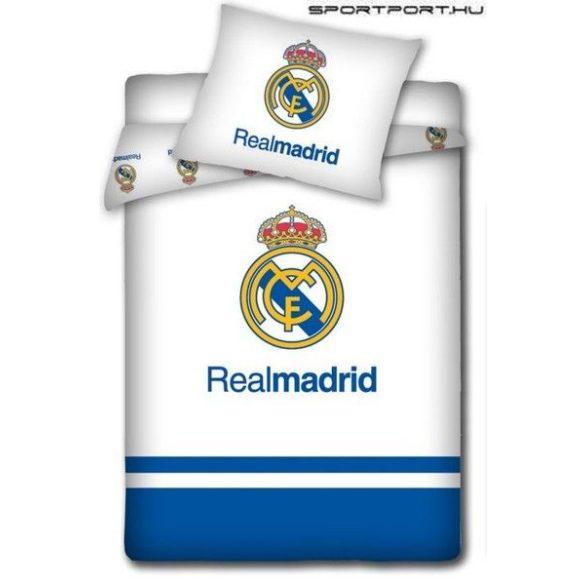 Real Madrid CF gyerek ágynemű garnitúra / szett - hivatalos, liszenszelt ajándéktárgy (kétoldalas, pamut)