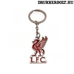 Liverpool FC kulcstartó (fém) - eredeti, hivatalos klubtermék