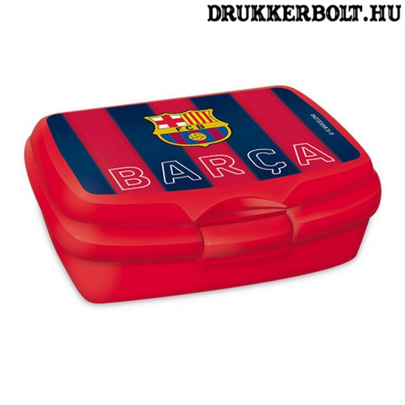 FC Barcelona uzsonnás doboz - FC Barcelona klubtermék