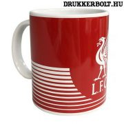 Liverpool FC bögre (csíkos) - eredeti, hivatalos klubtermék