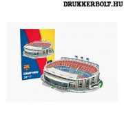 FC Barcelona puzzle (Camp Nou Aréna) - eredeti Barca termék (3D FCB kirakó)