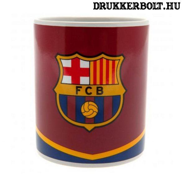 "F.C. Barcelona bögre ""Bullseye"" - hivatalos FCB termék"