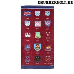 West Ham United óriás törölköző - eredeti, liszenszelt klubtermék !!!