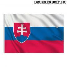 Szlovákia óriás zászló (90x150 cm) - szlovák válogatott zászló