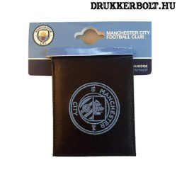Manchester City bőr pénztárca - eredeti, liszenszelt klubtermék!!!