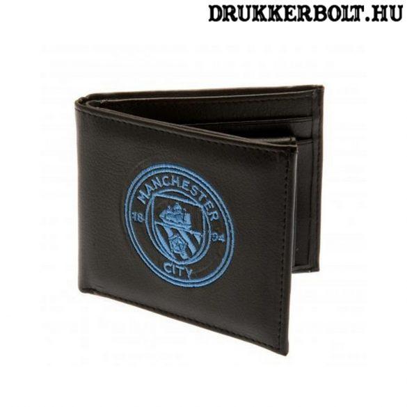 Manchester City bőr pénztárca - eredeti, liszenszelt klubtermék