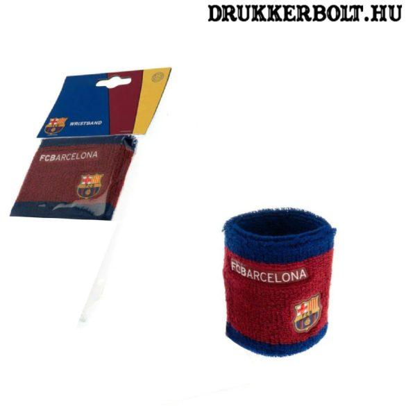 FC Barcelona csuklószorító - eredeti, hivatalos klubtermék