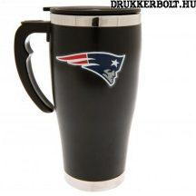 New England Patriots utazó bögre - eredeti NFL termék