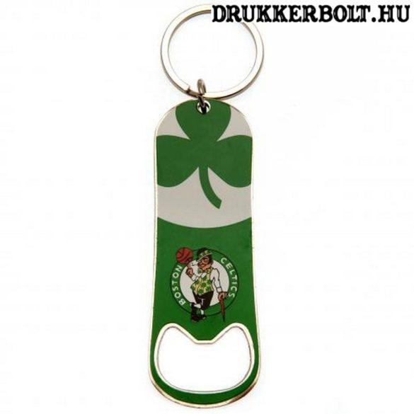 Boston Celtics kulcstartó sörnyitóval / üvegnyitóval - eredeti NBA klubtermék!!