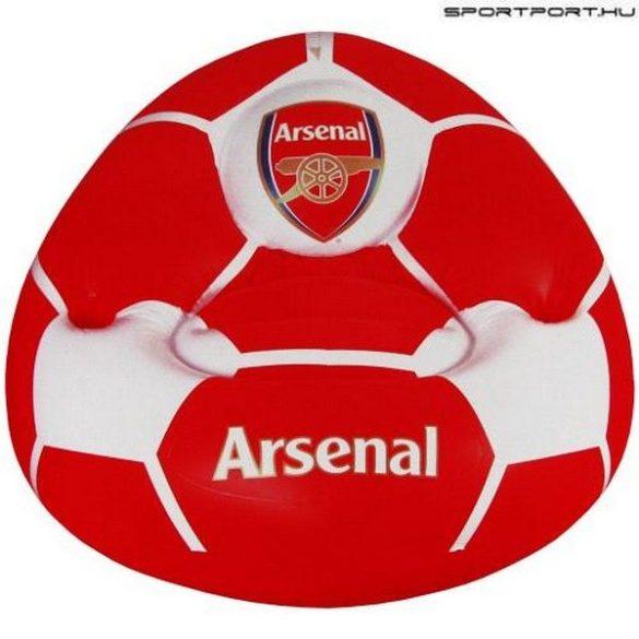 Arsenal felfújható fotel 65*85*80 - hivatalos klubtermék