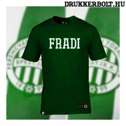 Fradi póló - Ferencváros szurkolói póló FRADI felirattal (zöld)