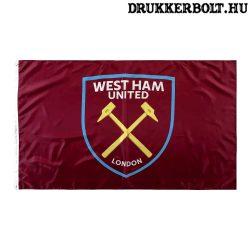West Ham United óriás zászló - eredeti WHU klubtermék