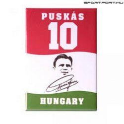 Magyarország Puskás autós illatosító (többféle illattal)