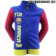 FC Barcelona gyerek melegítő / tréningfelső - liszenszelt FCB pullover (több méretben)