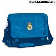 Real Madrid nagyméretű oldaltáska (liszenszelt Real klubtermék)