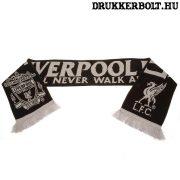 """Liverpool """"You never walk alone"""" szurkolói sál - eredeti, hivatalos LFC klubtermék"""