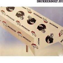 Denver Broncos asztalterítő - hivatalos NFL klubtermék