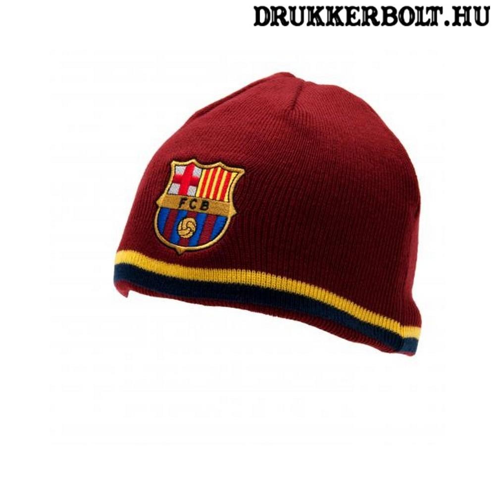 FC Barcelona kifordítható sapka (kötött) - hivatalos e50443fbd0