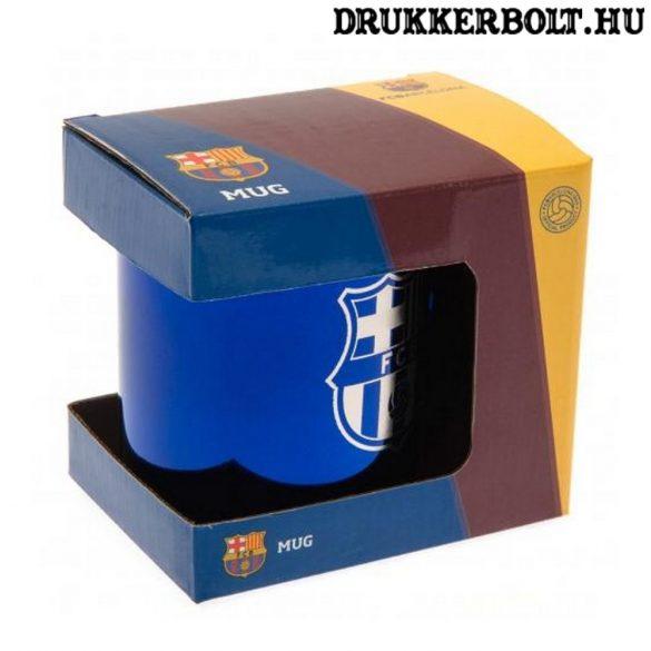 FC Barcelona metálfényű bögre (több színben) - eredeti Barca termék