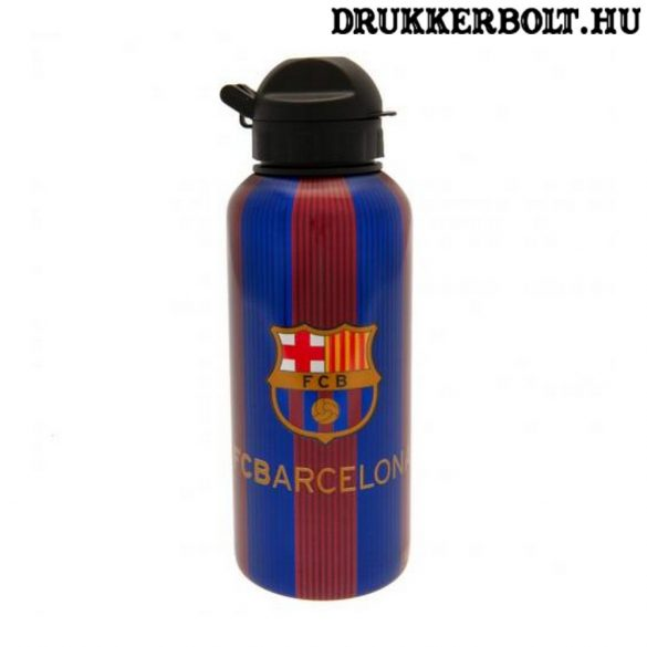 Barcelona aluminium kulacs / termosz (hivatalos,hologramos klubtermék)