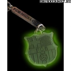 FC Barcelona fluoreszkáló kulcstartó - eredeti, hivatalos klubtermék