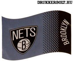 Brooklyn Nets zászló - NBA zászló (eredeti, hivatalos klubtermék)