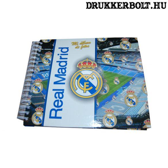 Real Madrid fényképalbum + Real Madrid fényképezőgép szett