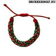 Magyarország fonott karkötő - eredeti szurkolói termék