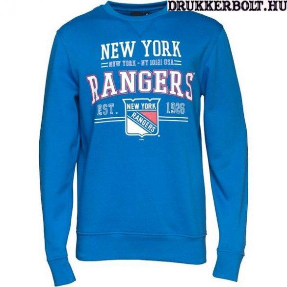 New York Rangers pulóver  - eredeti Majestic NHL termék