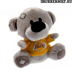 Los Angeles Lakers plüss kabala (maci) - eredeti NBA klubtermék