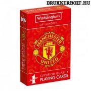 Manchester United FC kártya - hivatalos, liszenszelt termék