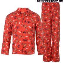 Arsenal FC gyerek pizsama (pamut) - eredeti, hivatalos klubtermék!